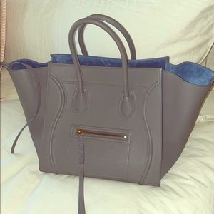 Brand new Celine phantom handbag